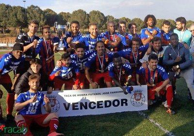 Vencedor Taça de Honra 2017