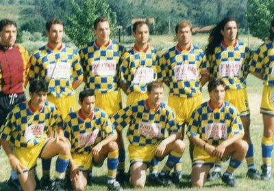 Vencedor Supertaça AFCB 1998