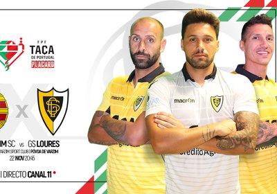 Convocados 4ª Eliminatória Taça de Portugal
