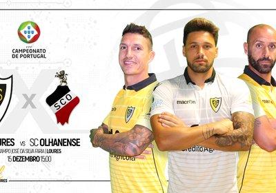 GS Loures vs SC Olhanense