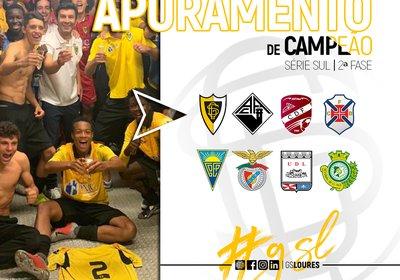 Sorteio Campeonato Nacional Sub-17