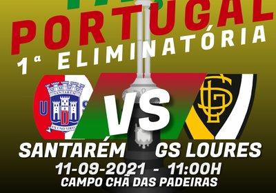 Taça de Portugal Placard - 1ª Eliminatória