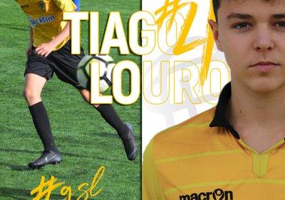Tiago Louro - Convocado