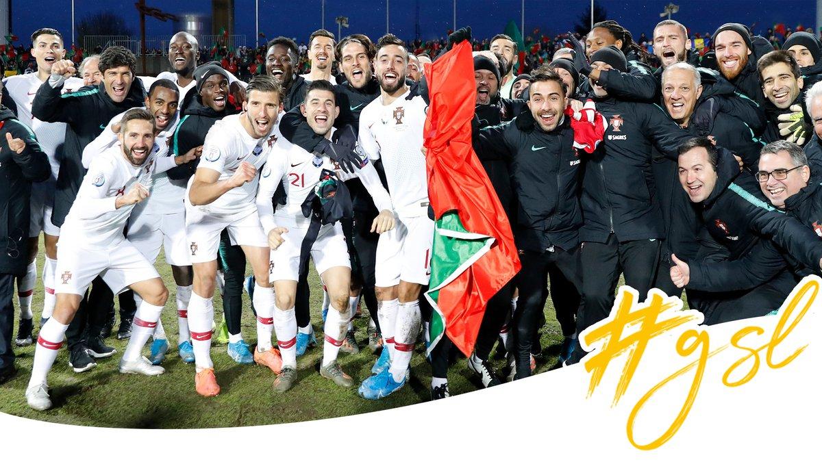 Rumo ao EURO 2020