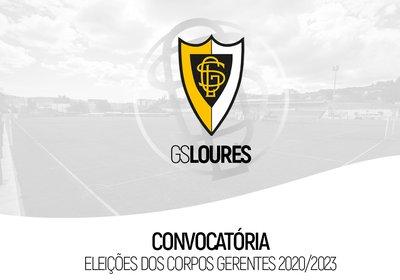 Convocatória - Eleições dos Corpos Gerentes 2020/2023