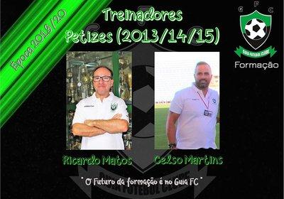 FORMAÇÃO   Apresentação dos treinadores para a época 2019/20