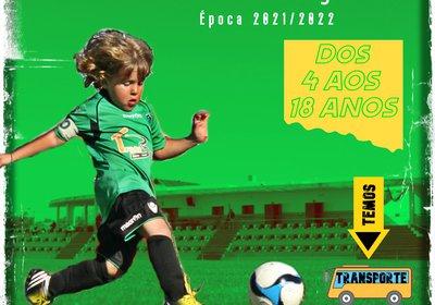 FORMAÇÃO | Gostas de jogar futebol ?
