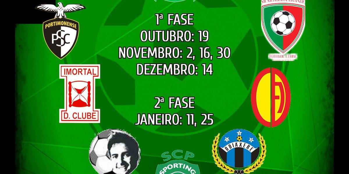 I Liga Guia Traquinas 2012