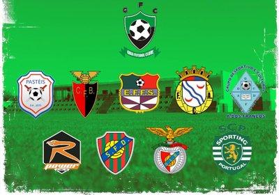 FUTEBOL FEMININO | Campeonato Nacional II Divisão de Futebol Feminino (Série Sul) 2021/2022