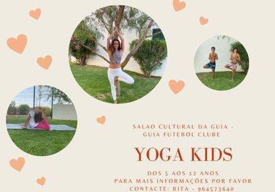 Modalidades   Yoga Kids