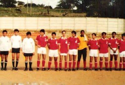 Imortal - Formação Anos 80 Juniores