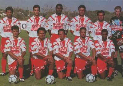 Imortal - Futebol Sénior Anos 90