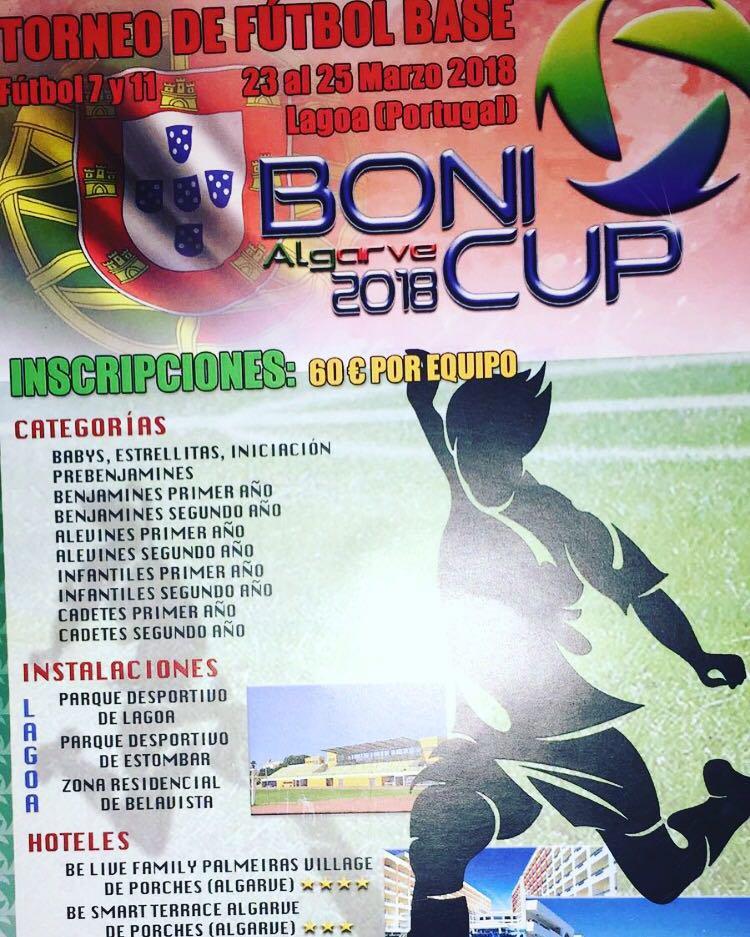BONICUP LAGOA - PASCOA 2018