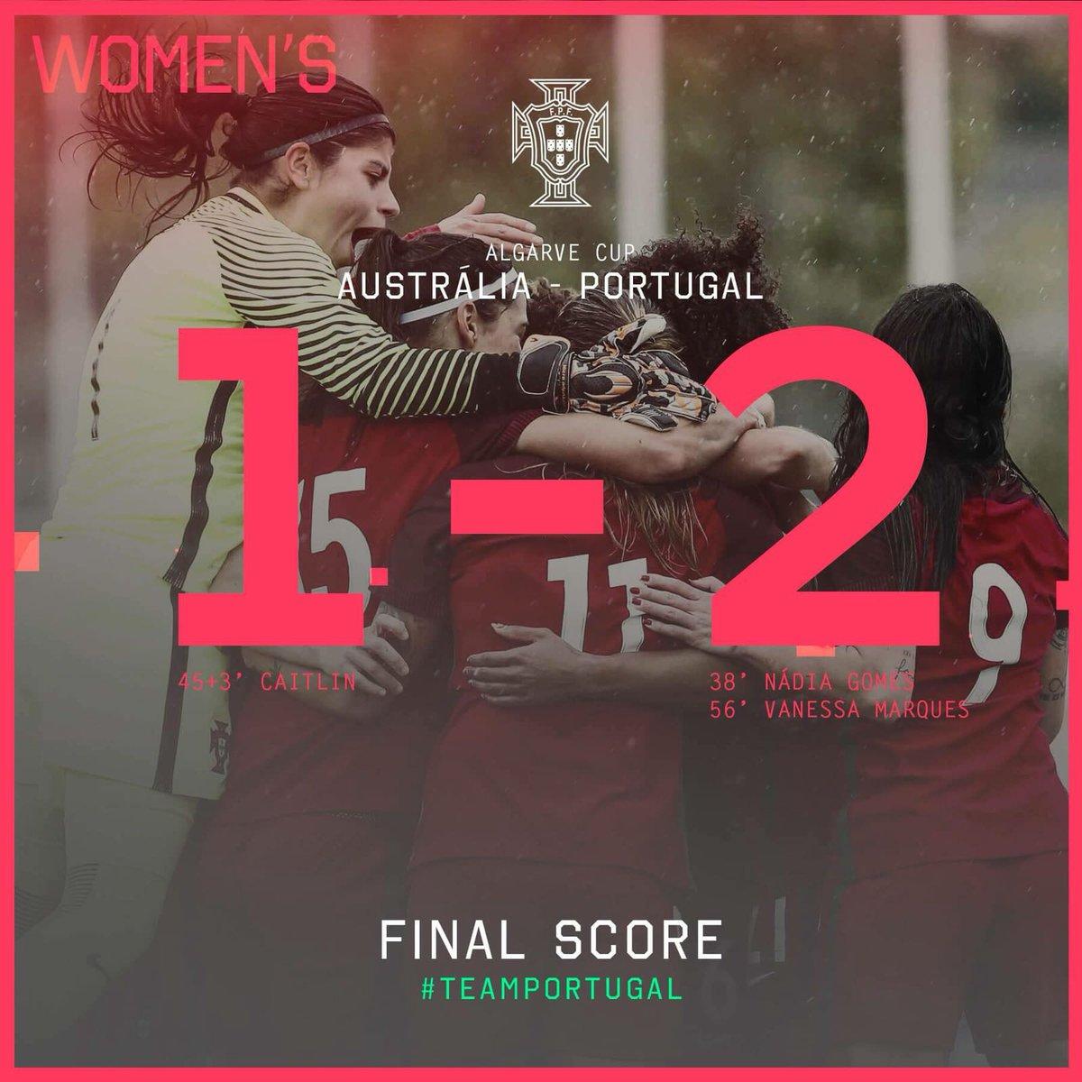 Selecção Nacional de Futebol Feminino