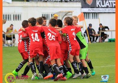 Imortal Sub12 Vencedor Taça KMC Kidsmaster