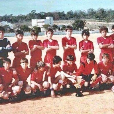 Memórias formação Lusitano FC
