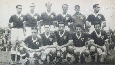 Lusitano FC 51/52