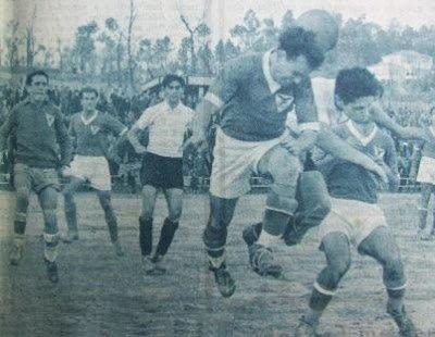 Lusitano FC - Vitória SC 47/48