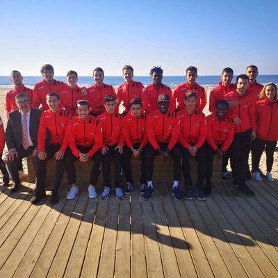 Lusitano FC 2019-2020
