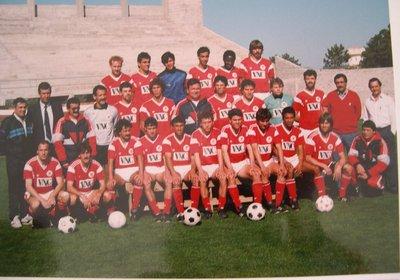 Lusitano FC 89/90
