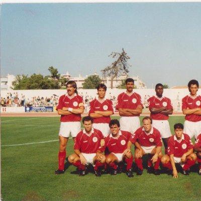 Lusitano FC 92/93