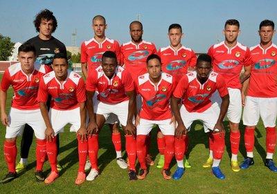 Lusitano FC 2017/2018
