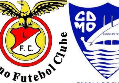 Jogo de treino Lusitano FC vs Marítimo Olhanense