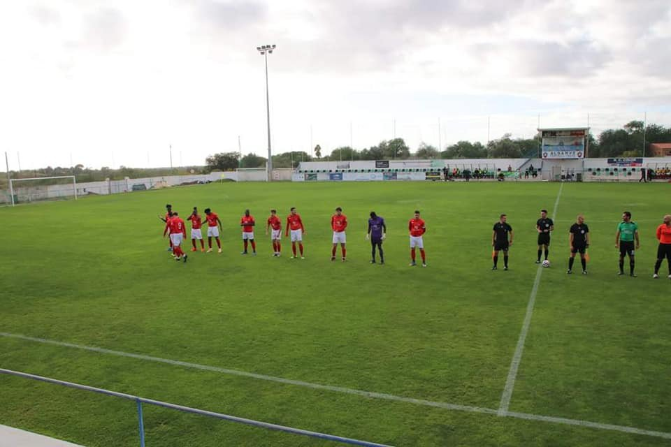 Guia FC vs Lusitano FC  2º Jornada - Resultado