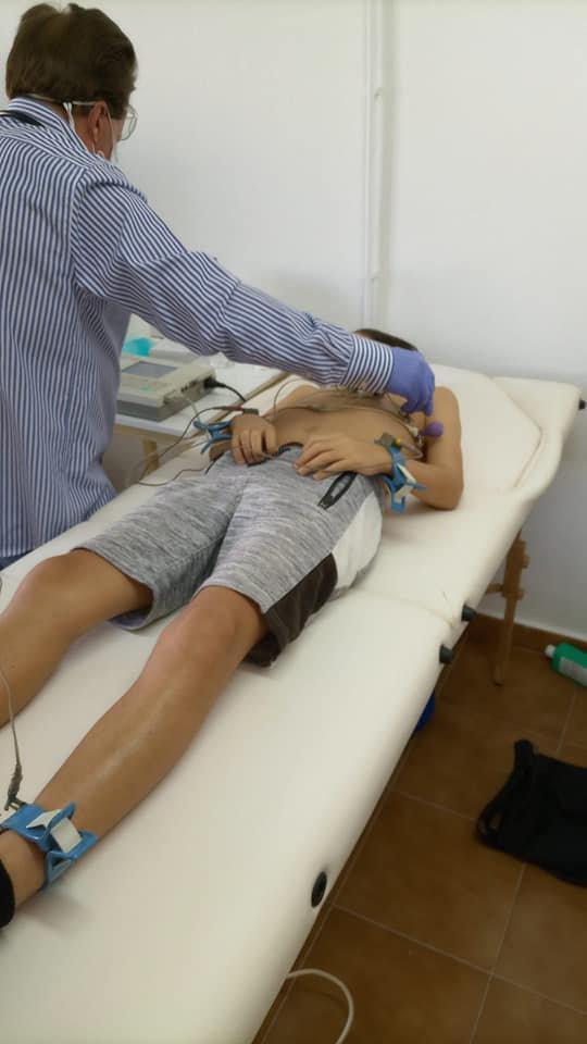 Atletas da formação realizaram os exames médicos