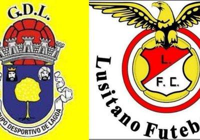 GD Lagoa vs Lusitano FC 4º jornada