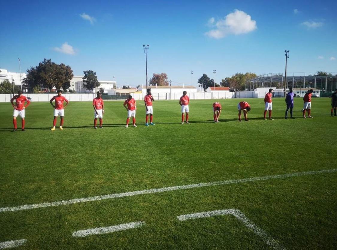 GD Lagoa vs Lusitano FC 4º jornada - Resultado Final