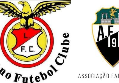 Lusitano FC vs Farense 1910 - 5º Jornada Resultado Final