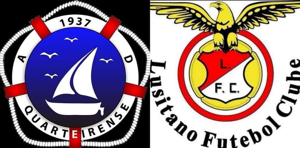 AD Quarteirense 1937 vs Lusitano FC - 6º Jornada Resultado Final