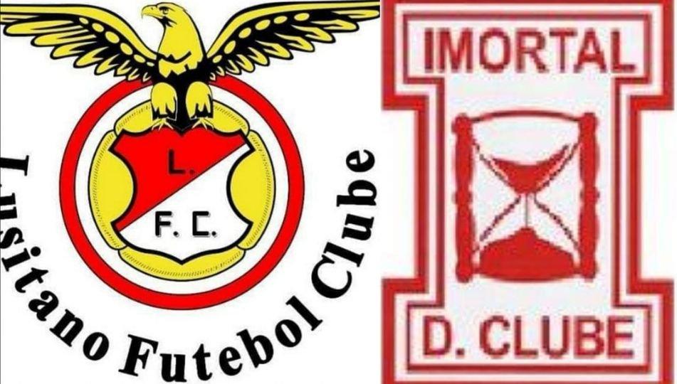 Lusitano FC vs Imortal DC - 7º Jornada Jogo Adiado