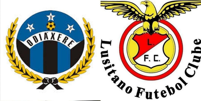 CD Odiáxere vs Lusitano FC 8º Jornada Resultado Final