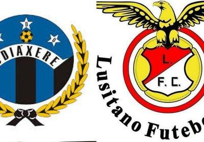 CD Odiáxere vs Lusitano FC 8º Jornada