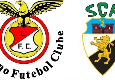 Jogo de treino Lusitano FC vs Farense B
