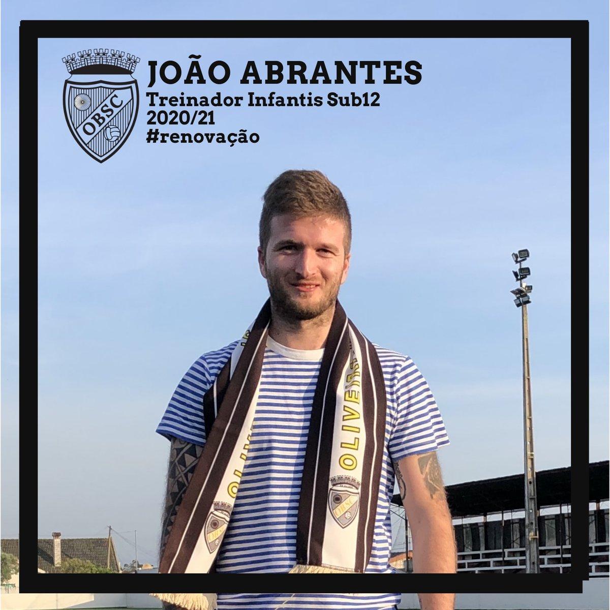 João Abrantes, aposta na continuidade.