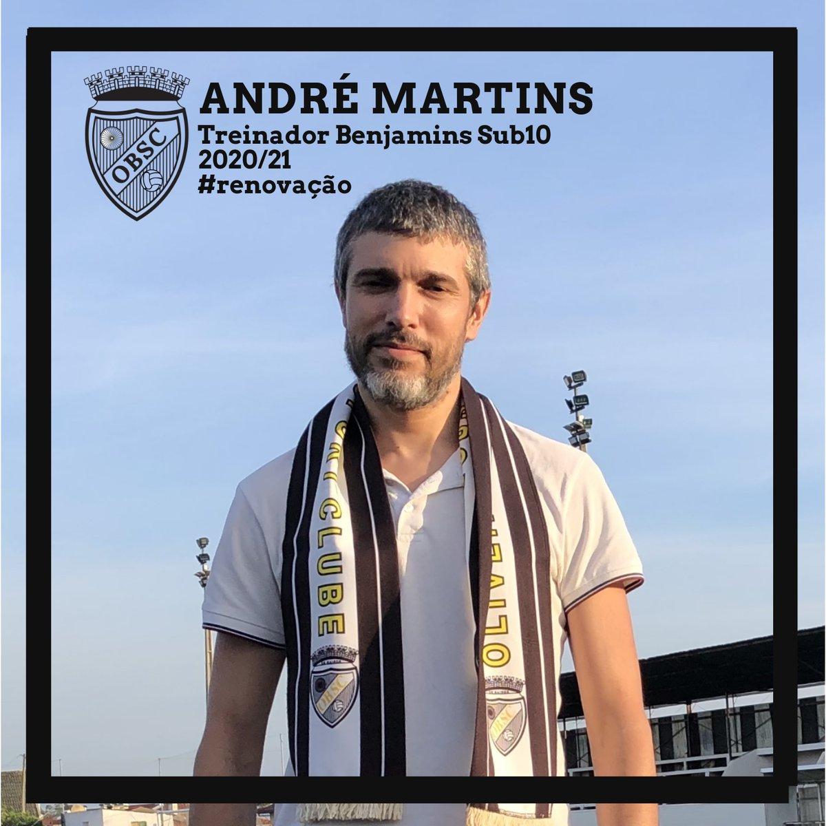 André Martins, transição assegurada.