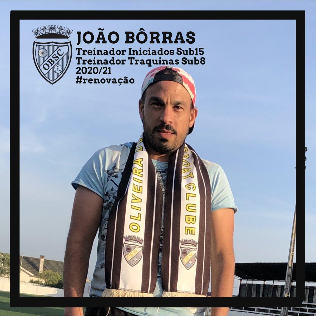 João Bôrras, sinónimo de trabalho e dedicação.