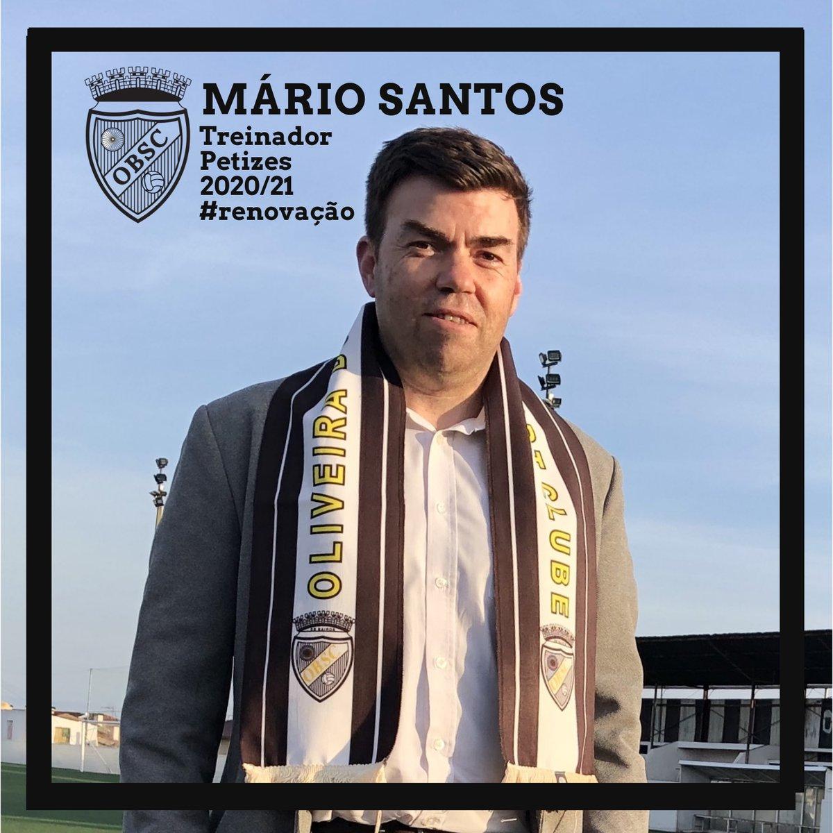 "Mário Santos ""abre as portas"" aos novos ""Jogadores de Futebol"""