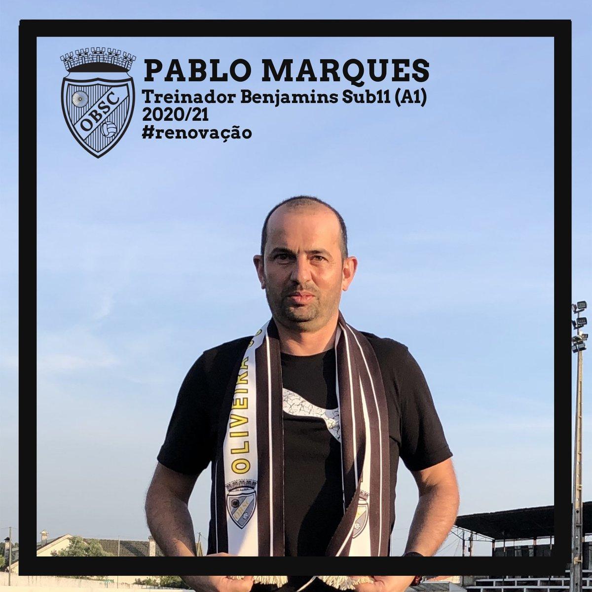 Pablo Marques, paixão e dedicação.