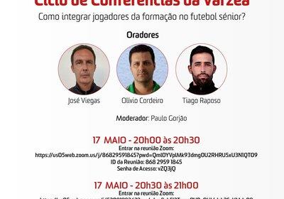 Ciclo de Conferências da Várzea (1)