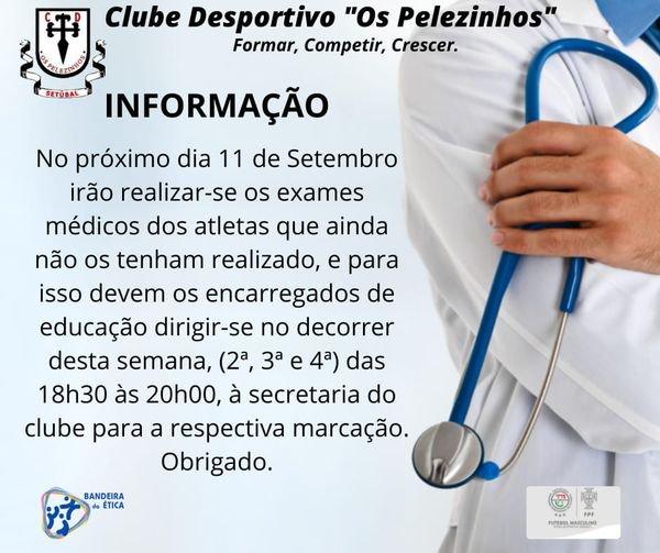 Exames Médicos