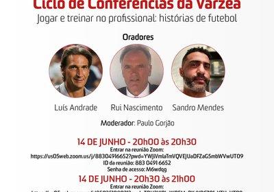 Ciclo de Conferências da Várzea (2)