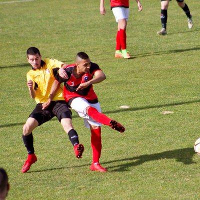 GD Lagoa vs Quarteirense