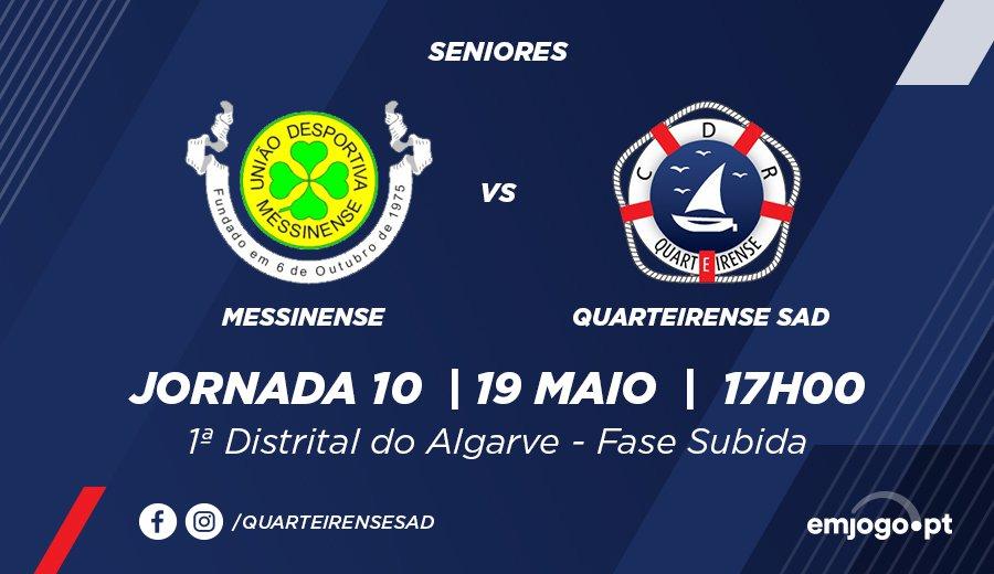 J10: Messinense vs Quarteirense SAD