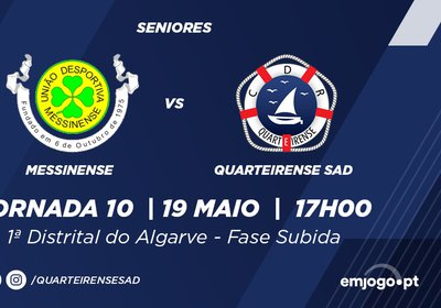 J10: Messinense vs Quarteirense SAD