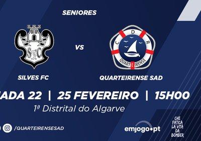 Jornada 22: Silves vs Quarteirense SAD