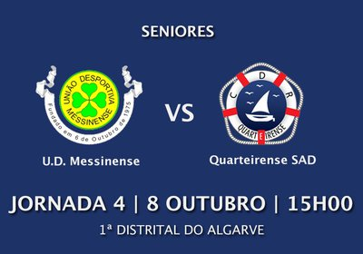 Jornada 4: Messinense vs Quarteirense SAD